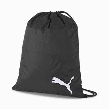Bolsa para el gimnasio teamGOAL, Puma Black, small