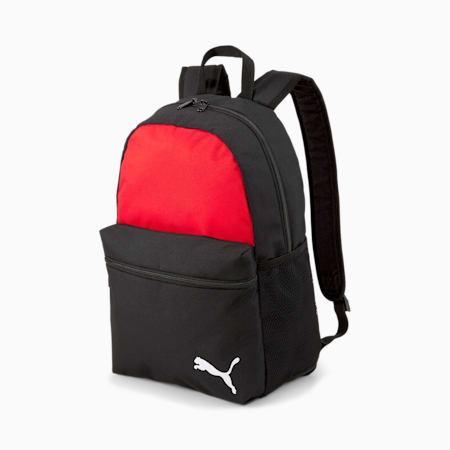 teamGOAL Backpack Core, Puma Red-Puma Black, small-SEA