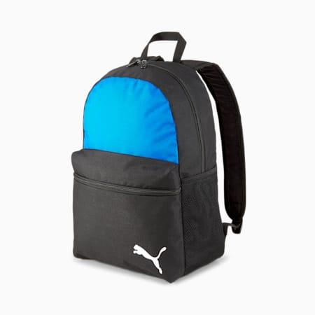 teamGOAL Backpack Core, Electric Blue -Puma Black, small-SEA