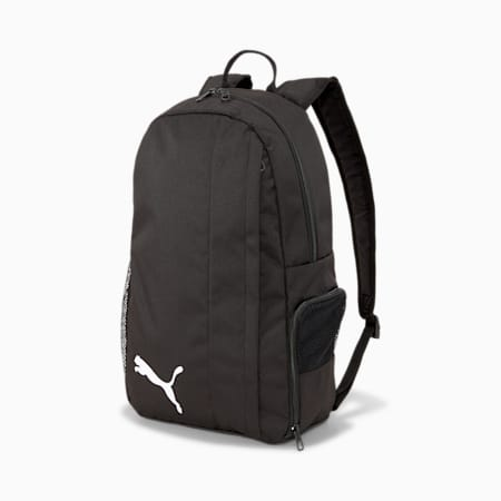 teamteamGOAL 23 Backpack, Puma Black, small-GBR