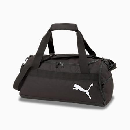 teamGOAL Small Duffel Bag, Puma Black, small-IND