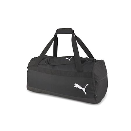 teamGOAL Medium Duffel Bag, Puma Black, small-IND