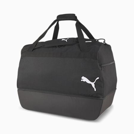 teamGOAL Football Duffel Bag, Puma Black, small-GBR