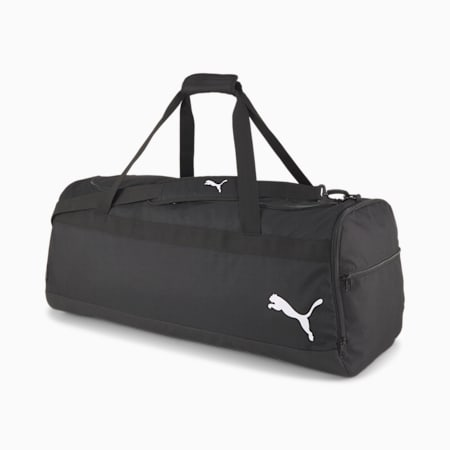 teamGOAL Large Duffel Bag, Puma Black, small