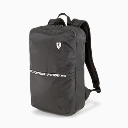 SF LS RCT Backpack, Puma Black, small-IND