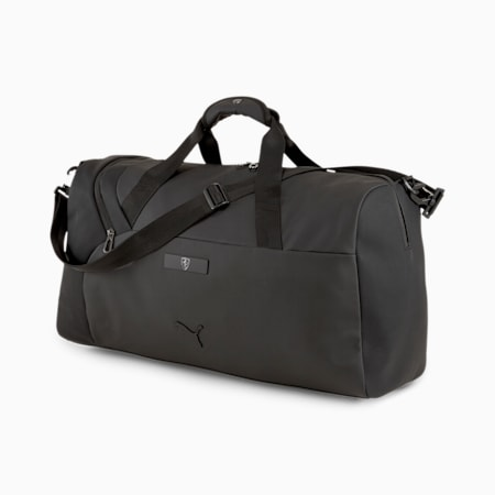 Scuderia Ferrari Weekender Bag, Puma Black, small