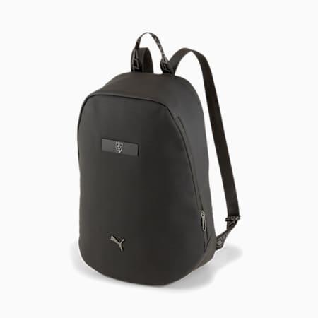Ferrari LS Zainetto Backpack, Puma Black, small-IND