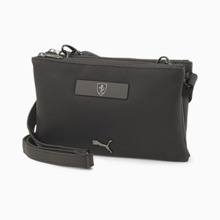 Ferrari LS Mini Handbag, Puma Black, small-IND