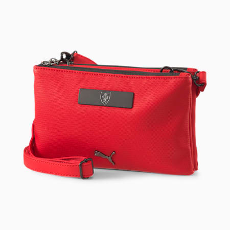 Ferrari LS Mini Handbag, Rosso Corsa, small-IND