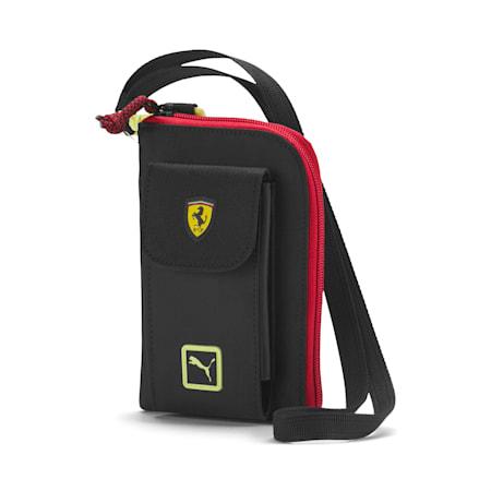 Scuderia Ferrari Fanwear Street Wallet, Puma Black, small-SEA