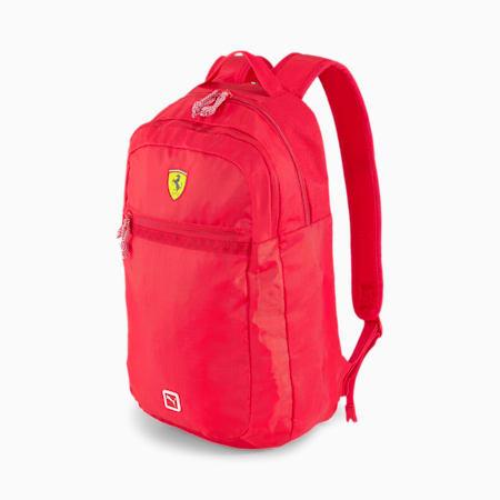 Mochila Scuderia Ferrari para fanáticos, Rosso Corsa, pequeño