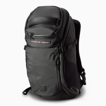 Porsche Design Backpack, Jet Black, small