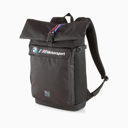 BMW M Motorsport Backpack, Puma Black, small-SEA