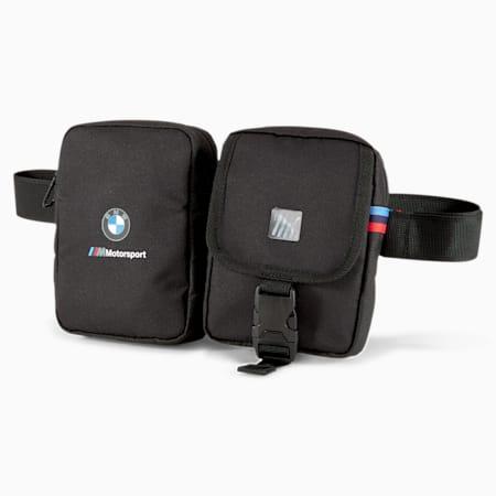 BMW M Motorsport Utility bag, Puma Black, small-IND
