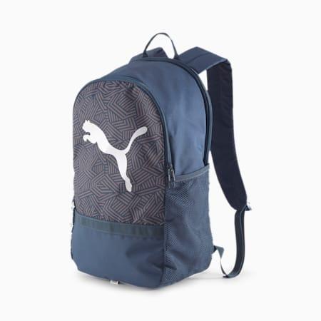 Beta Backpack, Dark Denim, small-IND