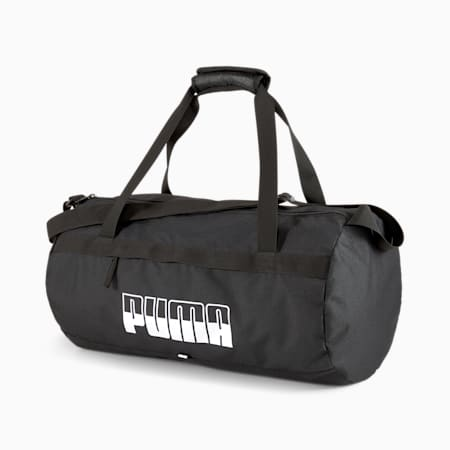 Plus II Sports Bag, Puma Black, small-IND