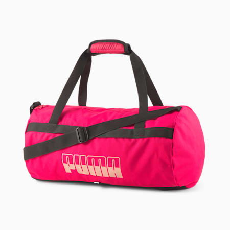 Plus II Sports Bag, BRIGHT ROSE, small-IND