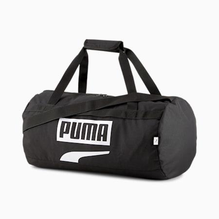Plus II Sports Bag, Puma Black, small-GBR