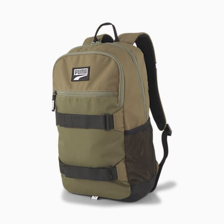 Deck Backpack, Burnt Olive, small
