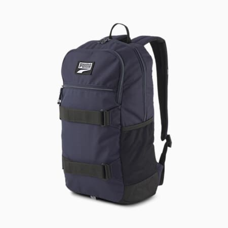 Deck Backpack, Peacoat, small