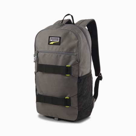 Deck Backpack, Ultra Gray, small