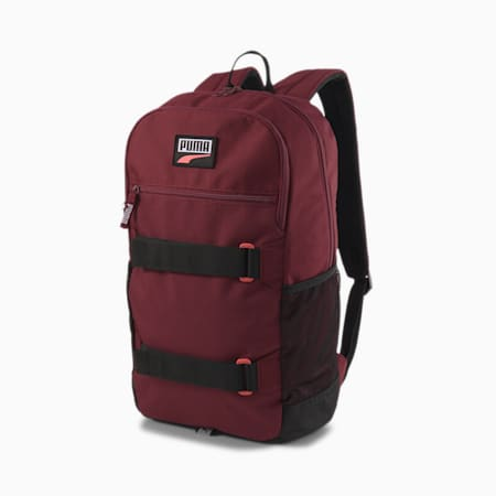 Deck Backpack, Zinfandel, small