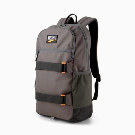 Deck Backpack, Dark Shadow, small-SEA