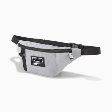 PUMA Deck Reflective Tec Waist Bag, High Rise, small-IND