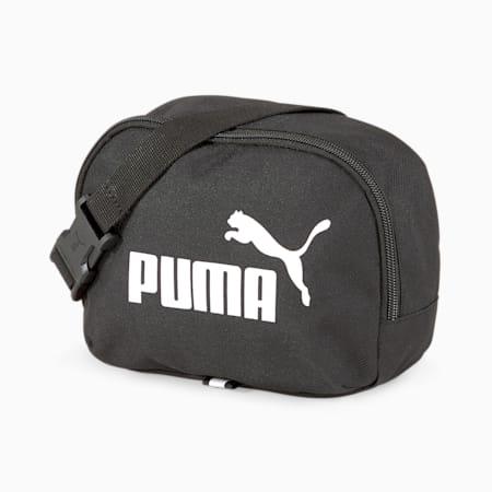 Phase Waist Bag, Puma Black, small