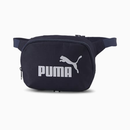Phase Reflective Tec Waist Bag, Peacoat, small-IND
