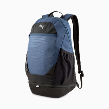 Vibe Backpack, Dark Denim, small