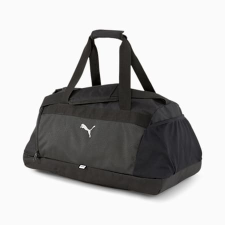 Vibe Sports Bag, Puma Black, small-IND