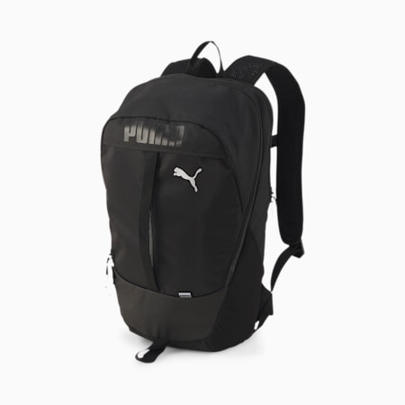 X Backpack, Puma Black, small