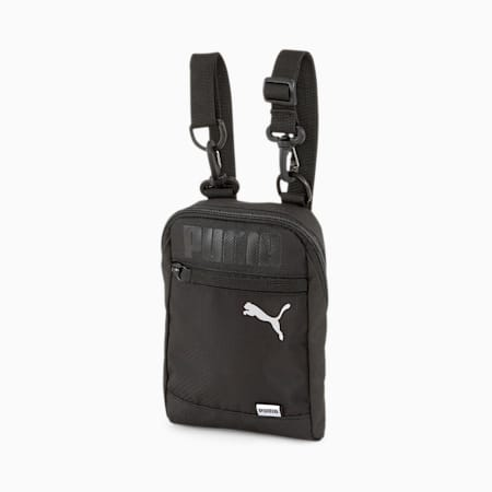 X Mini Portable Shoulder Bag, Puma Black, small-IND