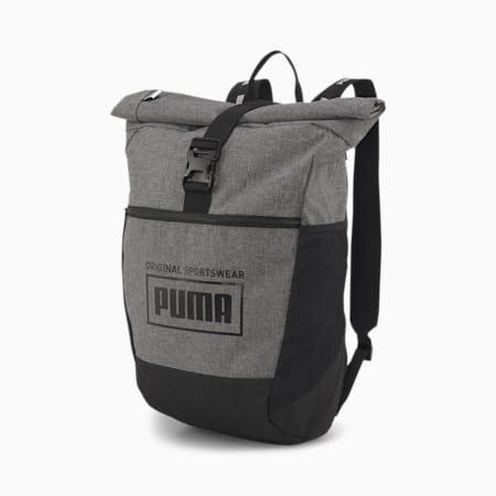 PUMA Sole Backpack, Medium Gray Heather, small