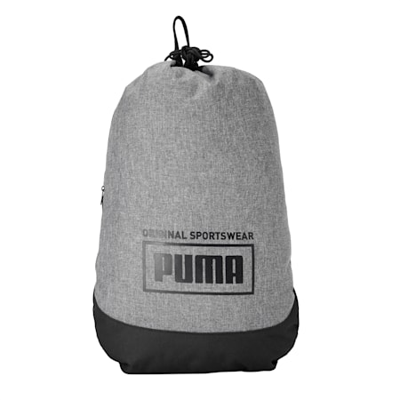 PUMA Sole Smart Bag, Medium Gray Heather, small-IND