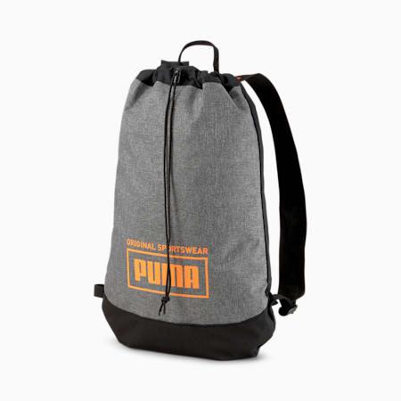 PUMA Sole Smart Bag, Medium Gray Heather-Vibrant, small-IND