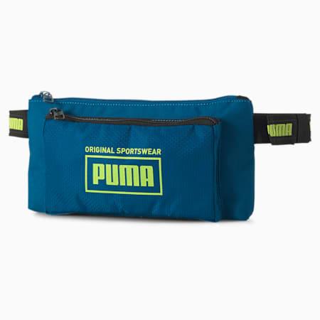 Sole Waist Bag, Digi-blue-Sharp Green, small-IND
