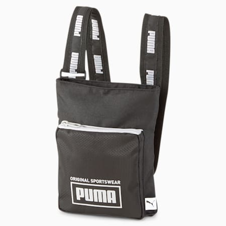 Sole Portable Shoulder Bag, Puma Black, small