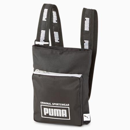Sole Portable Umhängetasche, Puma Black, small