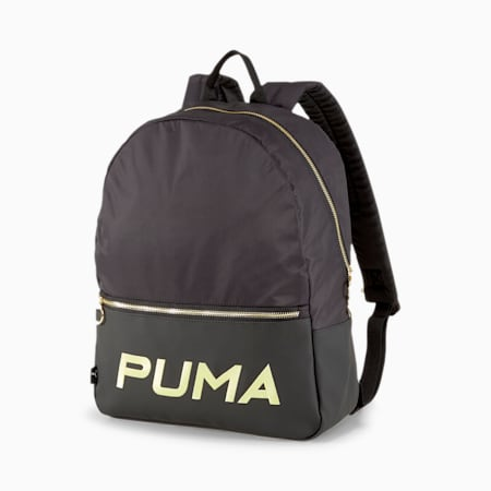 Classics Originals Trend Backpack, Puma Black, small-IND