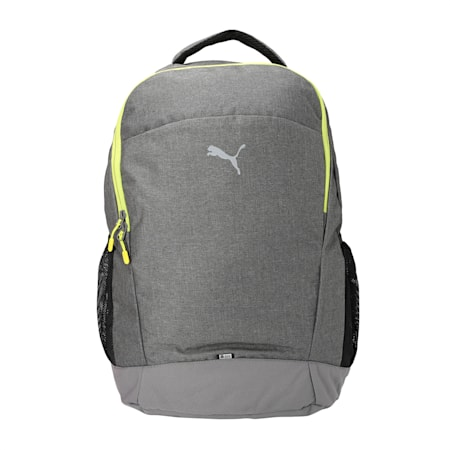PUMA Zest Backpack IND, CASTLEROCK, small-IND