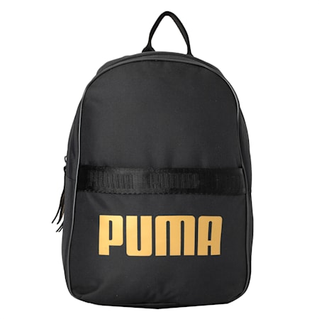 Core Base Women's Backpack, Puma Black, small-IND