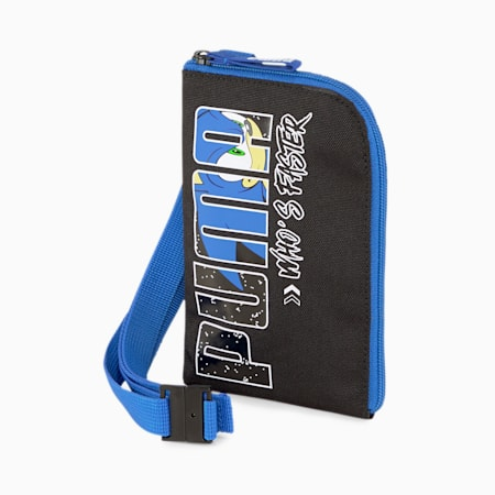 PUMA x SEGA Kids' Portable Bag, Puma Black, small-SEA