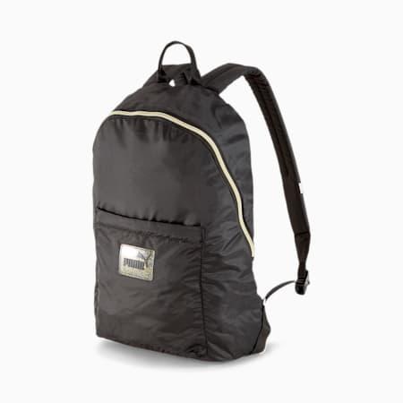 Core Seasonal Women's Daypack, Puma Black, small-IND