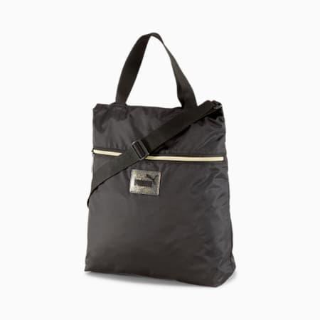 Core Seasonal Women's Shopper, Puma Black, small-IND
