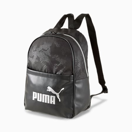 Core Up Women's Backpack, Puma Black, small-IND
