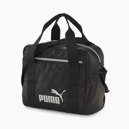 Core Up Mini Damen Duffel Bag, Puma Black, small