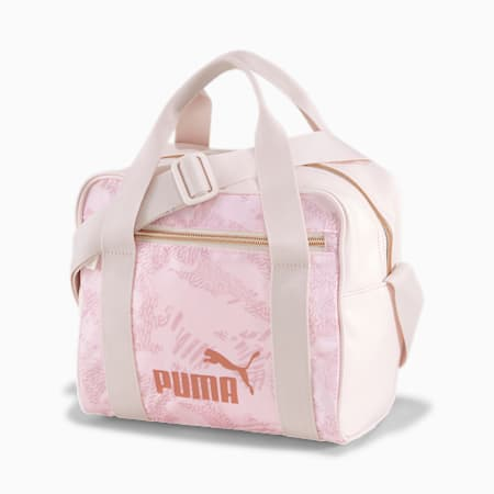 WMN Core Up Mini Duffle, Rosewater, small-IND