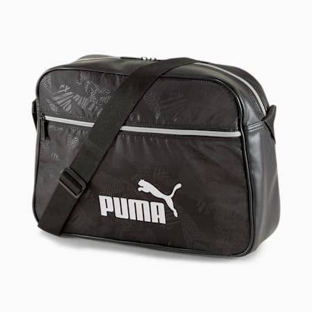 Core Up Women's Reporter Bag, Puma Black, small